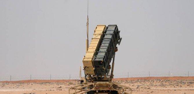 ABD Erbil'e Patriot bataryaları yerleştiriyor