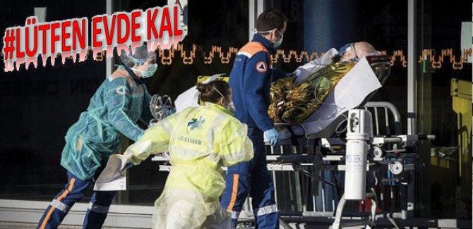 Dünya genelinde Korona nedeniyle ölüm 40 bini aştı