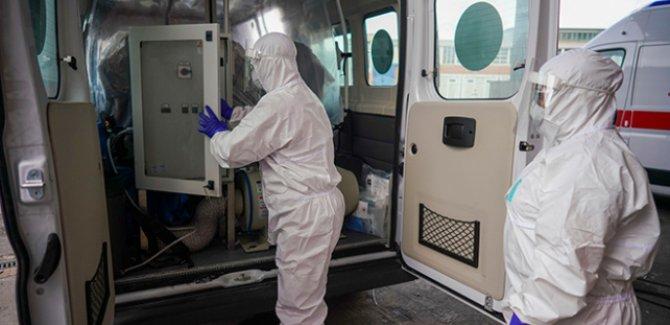 Fransa'da  koronavirüsten sayısı 3 bin 523'e yükseldi