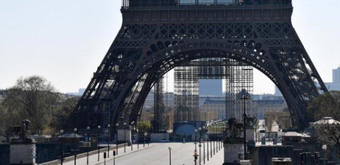 Fransa'da 3,6 milyon kişi koronavirüs nedeniyle işsiz kaldı