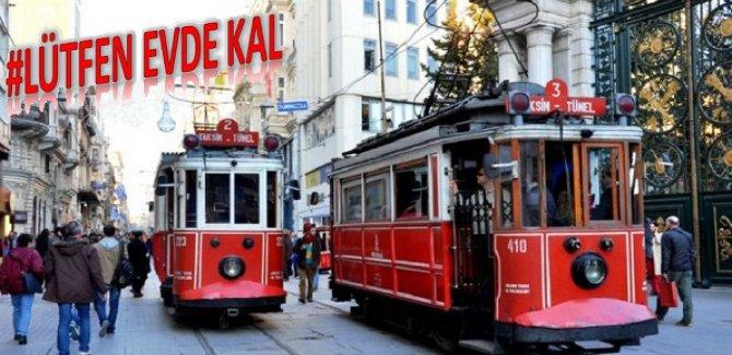 İstanbul'da sokağa çıkma yasağı açıklaması