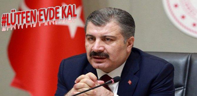 Sağlık Bakanı: Yeni Tedbirler Alacağız, 69 kaybımız var