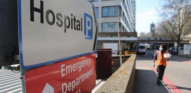 İngiltere'de son 24 saatte koronavirüs nedeniyle 684 kişi öldü