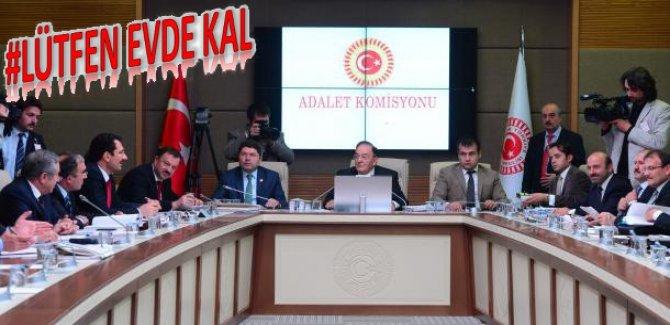 İnfaz düzenlemesi TBMM Komisyonu'nda kabul edildi