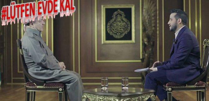 Barzani: Coğrafya bize büyük zulüm yaptı