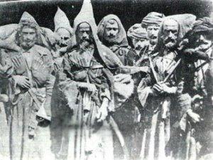 150. yılında büyük Çerkes sürgünü