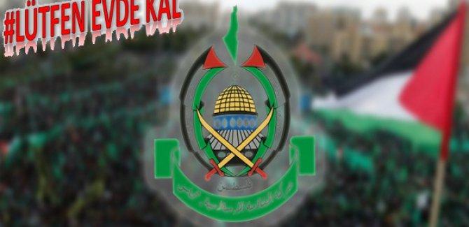 Hamas'tan Arabistan'a Yeni Bir Çağrı Daha