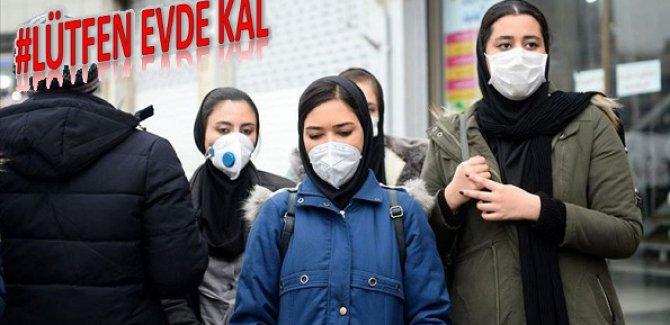 İran'da coronavirüsten ölümlerde artış sürüyor