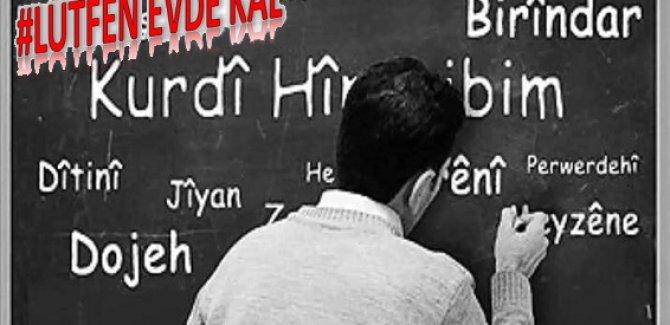 20 bin yeni öğretmenden yalnızca 1'i Kürtçe için olacak