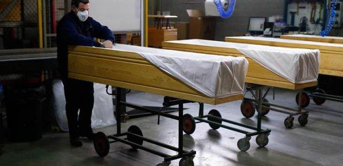 Dünya genelinde Covid-19'dan ölenlerin sayısı 60 bini aştı