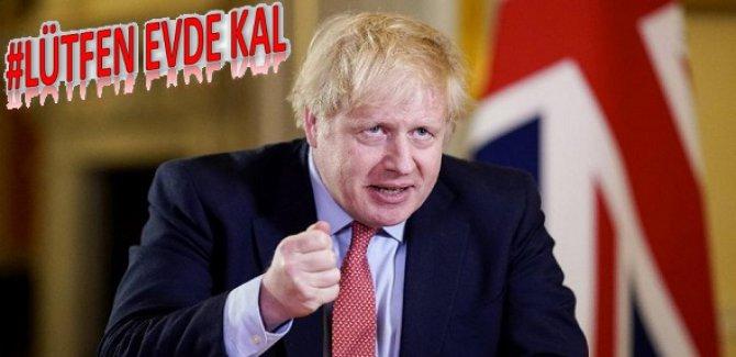 İngiltere Başbakanı Johnson, hastaneye kaldırıldı
