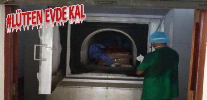 Ölen Müslümanlar da Yakılıyor
