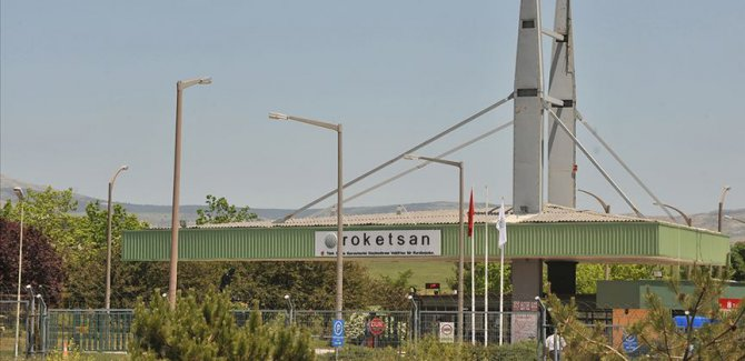Roketsan fabrikasında patlama