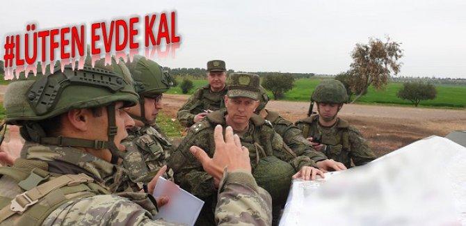 Akar: Türk-Rus ortak devriyeleri devam edecek