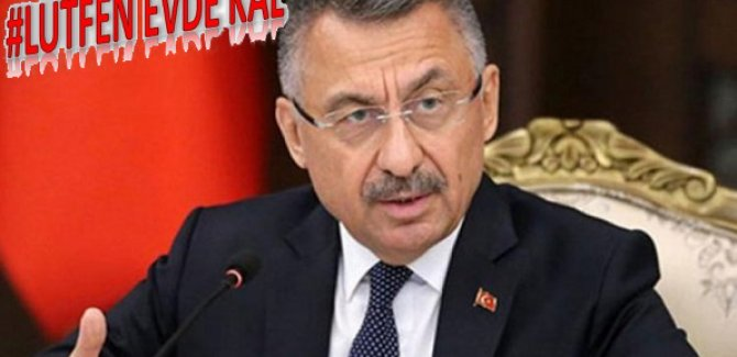 Cumhurbaşkanı Yardımcısı Oktay'dan 'Tekalif-i Milliye' açıklaması