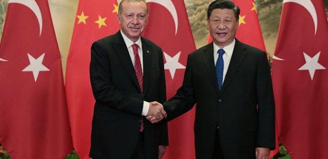 Erdoğan Çin Devlet Başkanı ile COVID-19'u görüştü