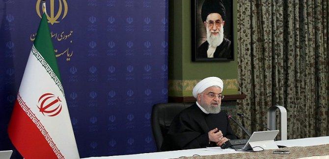 Ruhani: İran'da iki virüs bulunuyor