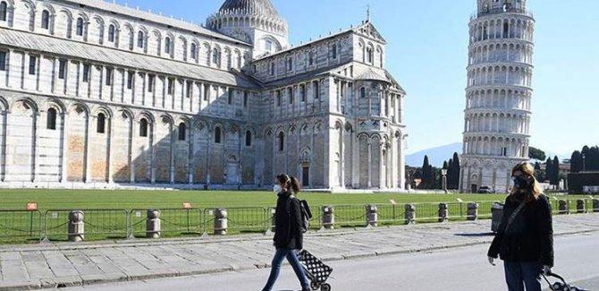 İtalya'da  ölü sayısı 20 bini geçti