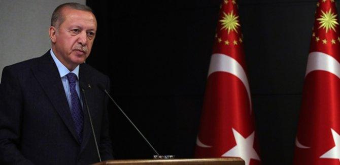 Cumhurbaşkanı Erdoğan'dan infaz düzenlemesi açıklaması