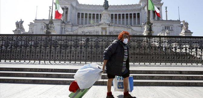 İtalya'da Kovid-19'dan ölenlerin sayısı 22 bin 170'e yükseldi