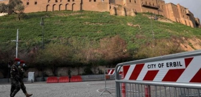Kürdistan Bölgesi'nde sokağa çıkma yasağı yeniden uzatıldı