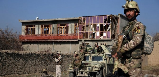 ABD üssüne saldırı: 6 ölü