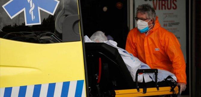 İspanya'da  565 kişi daha hayatını kaybetti