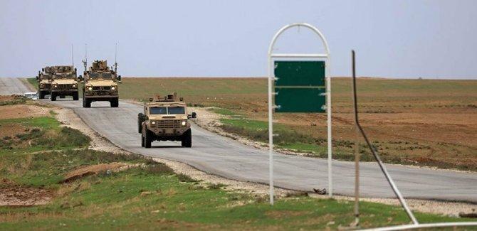 Haseke'de ABD ordusunun devriye güçlerine saldırıldı