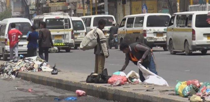 Saldırıları ve Hastalıklar Pençesindeki Yemen