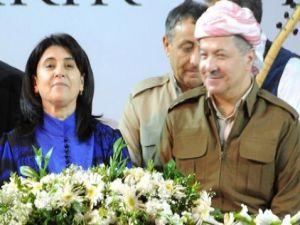 Barzani ile sürpriz görüşme!