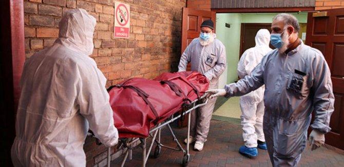 Koronavirüsten 180 binden fazla kişi hayatını kaybetti