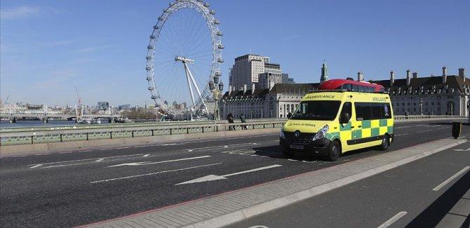 İngiltere'de koronavirüsten ölenlerin sayısı 18 bin 738'e yükseldi