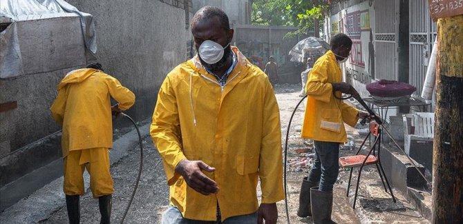 Koronavirüs salgını göçmenlerin dramını büyüttü