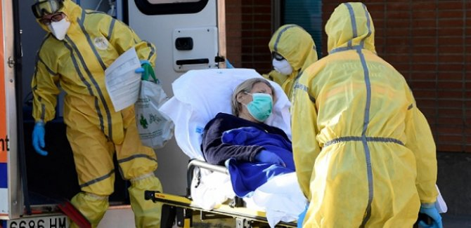İspanya'da can kaybı 23 bini aştı