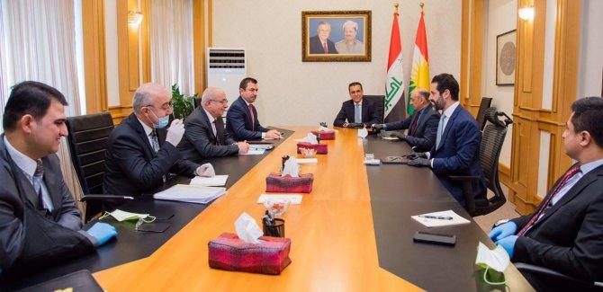 Erbil: Bağdat'a siyasi baskı yapılıyor