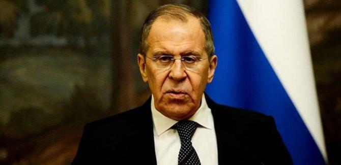Lavrov: Hafter'in açıklamasını onaylamıyoruz