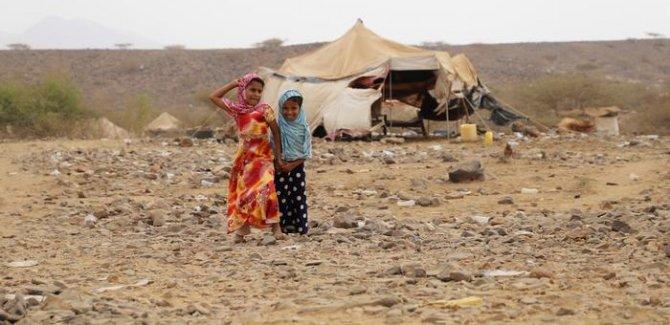 UNICEF: Yemen'de 5 milyondan fazla çocuk tehlikede