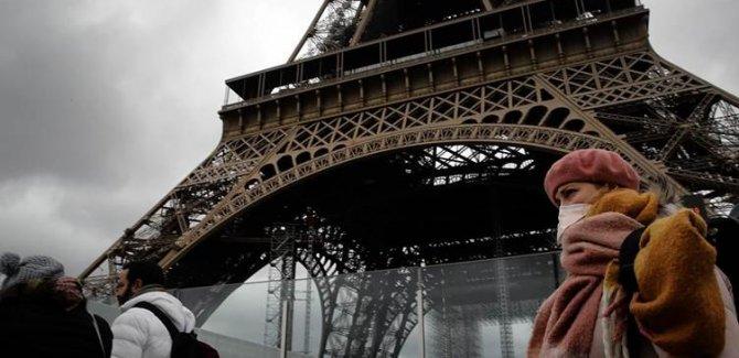 Fransa'da Covid-19 nedeniyle ölenlerin sayısı 24 bin 760'a yükseldi