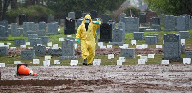 ABD'de COVID-19'dan hayatını kaybedenlerin sayısı 77 bini geçti