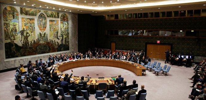 BM Güvenlik Konseyinde ABD - Çin gerilimi