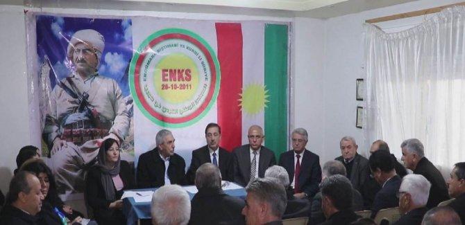 ENKS: Suriye muhalefetinden çekildiğimiz şeklindeki iddialar gerçek dışıdır