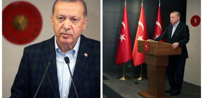 Erdoğan: Sizleri sıkıntıya düşürüyorsak özür dilerim