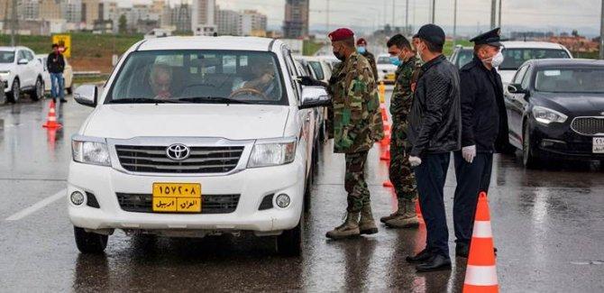 Kürdistan'da iller arası seyahat yasağı uzatıldı