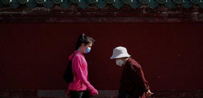 Çin'de sokağa çıkma yasağı