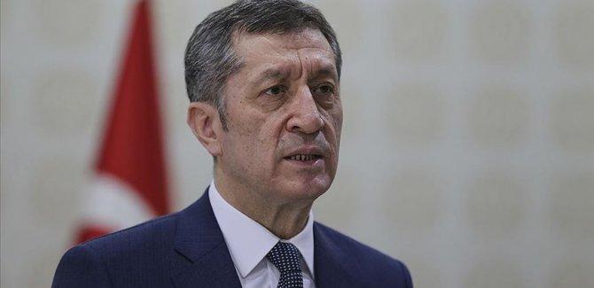 Milli Eğitim Bakanı Selçuk: Okulların açılacağı tarihi bilimsel veriler söyleyecek