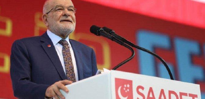 Karamollaoğlu: Kadına şiddete de, İstanbul Sözleşmesi'ne de karşıyız