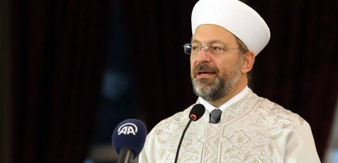 Ankara Cumhuriyet Başsavcılığı: Diyanet İşleri Başkanı Erbaş
