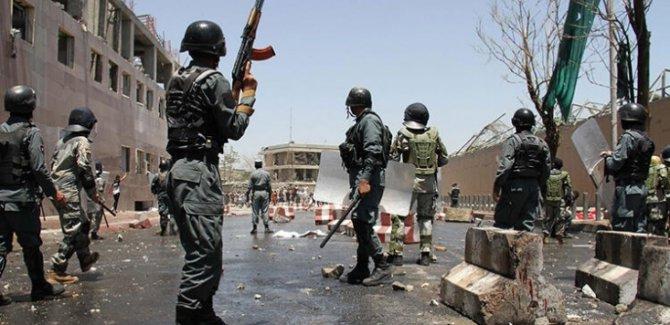 Afganistan'da Çatışma