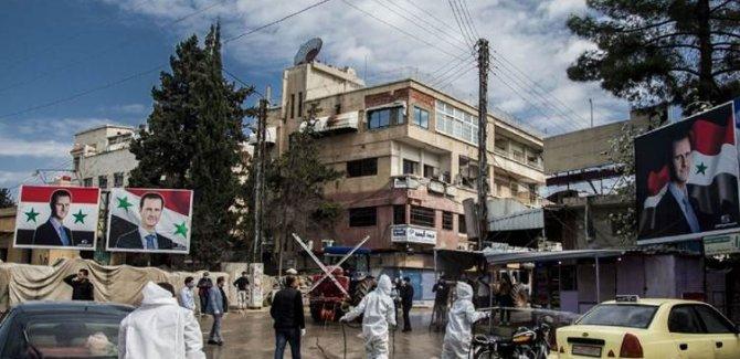 Li Sûriyê haletên nû yên tûşbûna bi koronayê hatin ragihandin