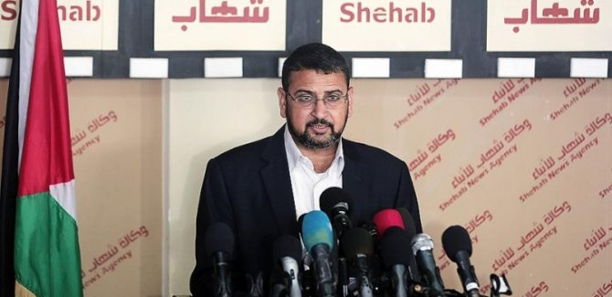 Hamas: İsrail Koronavirüs Dinlemiyor